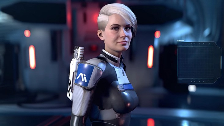 Mass Effect: Andromeda Кора
