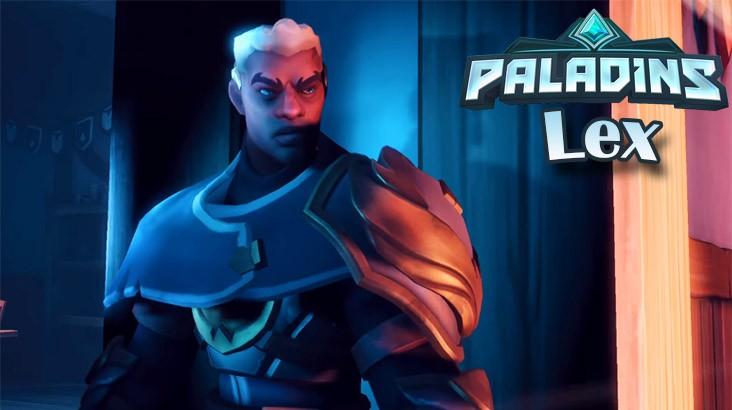 Paladins — гайд-билд на Лекса