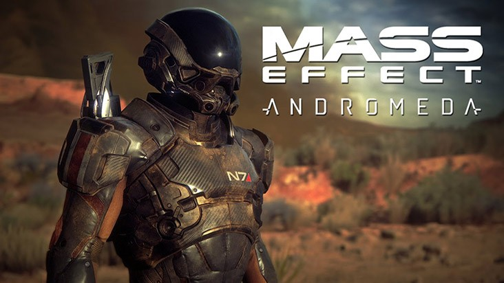 Mass Effect Andromeda крафтинг