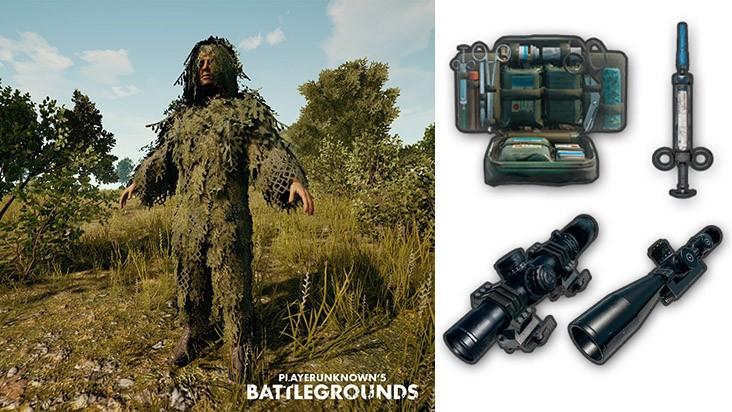 Playerunknown's Battlegrounds AirDrop