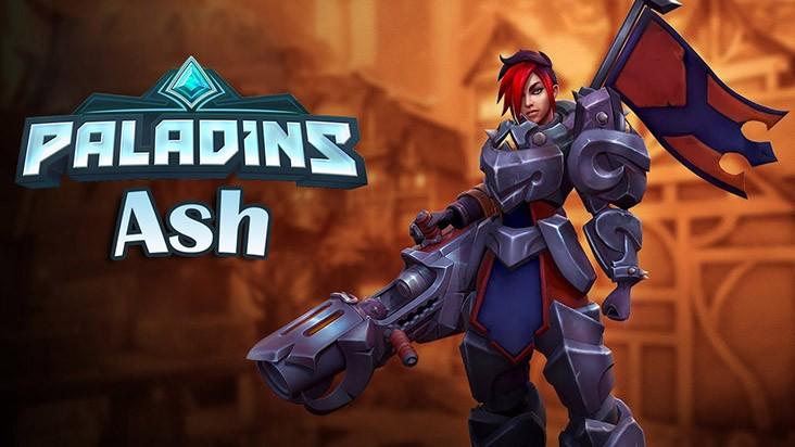Paladins Ash