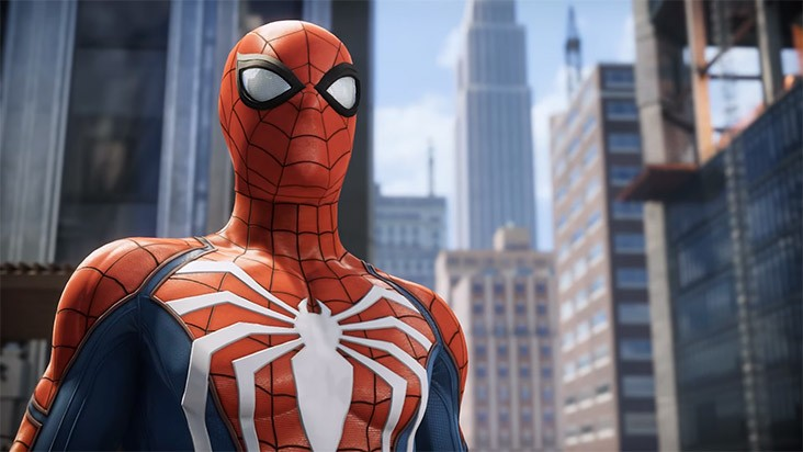 E3 2017 – геймплейный ролик Spider-Man
