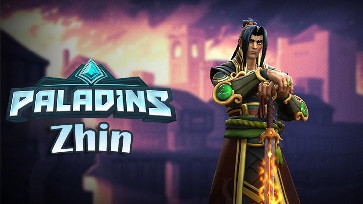 Paladins — гайд-билд на Дзин