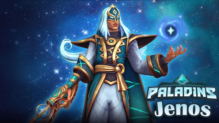 Paladins — гайд-билд на Дженоса