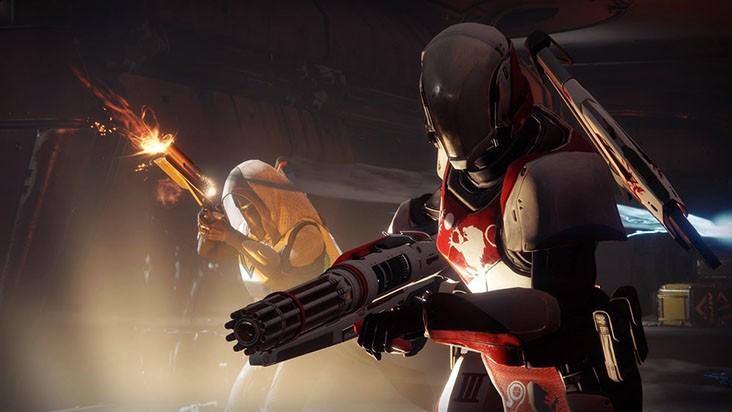 Destiny 2 оружие