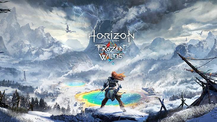Horizon Zero Dawn: The Frozen Wilds – как начать дополнение