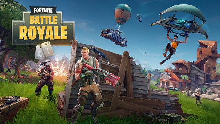 Обзор Fortnite: Battle Royale