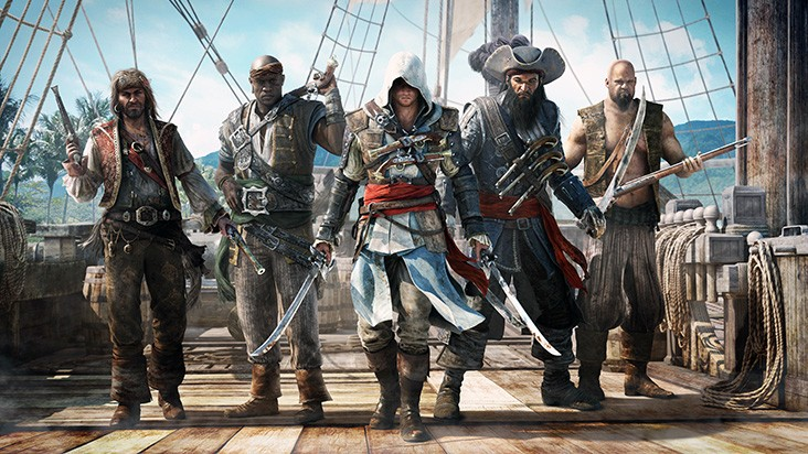 Бесплатная раздача Assassin's Creed IV: Black Flag