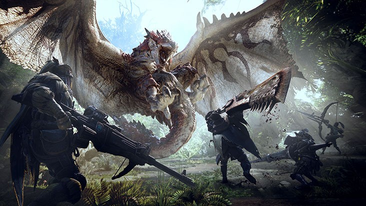 Monster Hunter: World – запуск бета-теста
