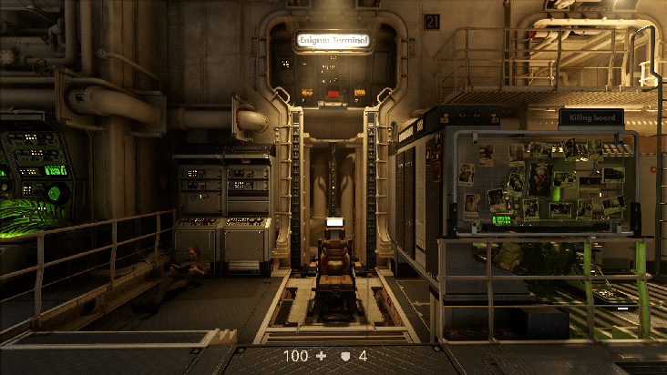 """Гайд Wolfenstein 2: The New Colossus – расположение и расшифровка кодов """"Энигмы"""""""