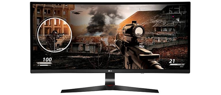Как выбрать монитор для игр
