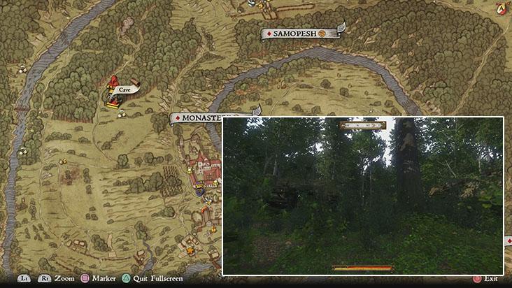 Карта сокровищ 1