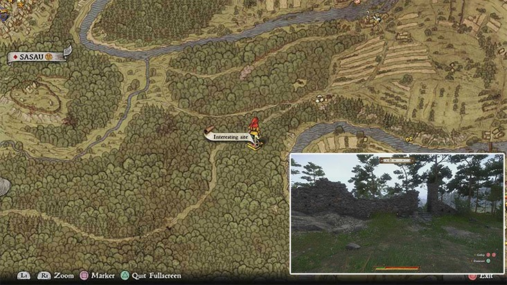 Карта сокровищ 4