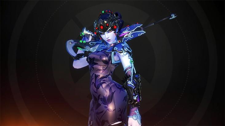 Overwatch - китайский новый год