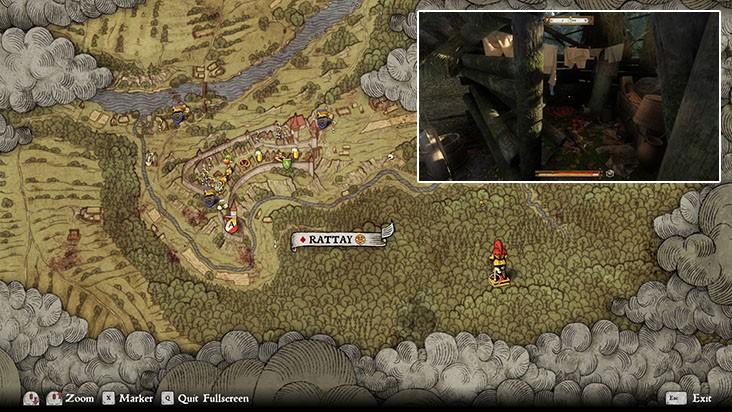 карта сокровищ 12