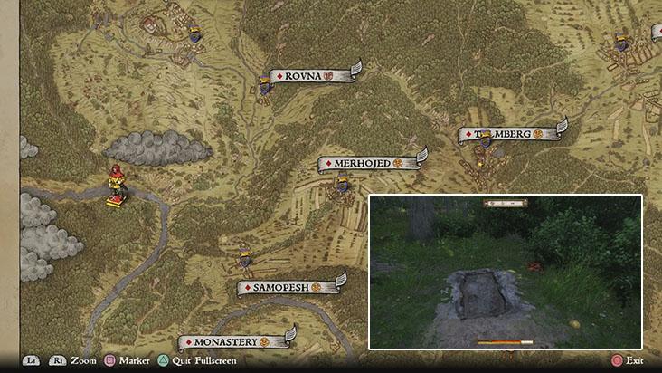 карта сокровищ 16