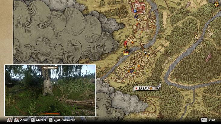 карта сокровищ 19