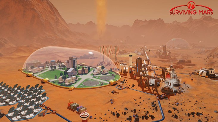 Surviving Mars гайд