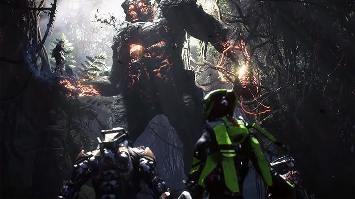 E3 2018 - дата выхода Anthem и новые подробности