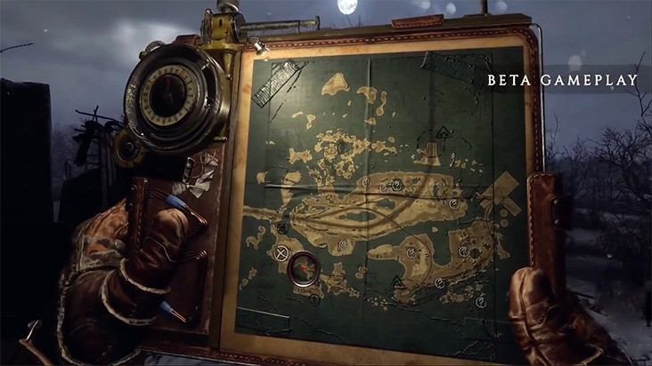 E3 2018 - геймлейный ролик Metro Exodus