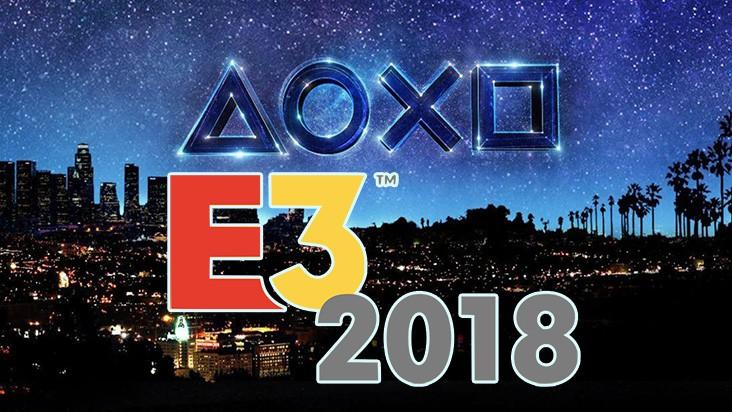 E3 2018 — все анонсы и презентации от Sony