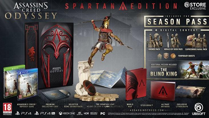 Spartan Edition