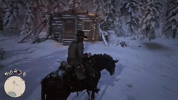 Гайд Red Dead Redemption 2 – карты сокровищ ядовитой тропы
