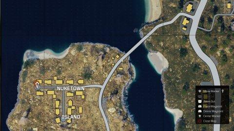 Остров Nuketown (Nuketown Island)