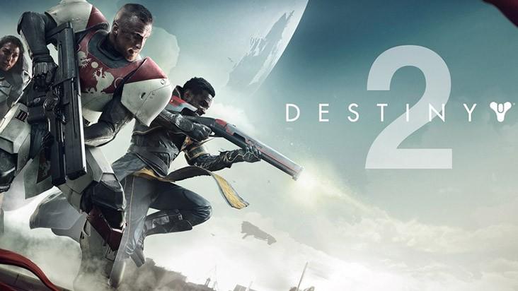 Бесплатная раздача Destiny 2 на ПК