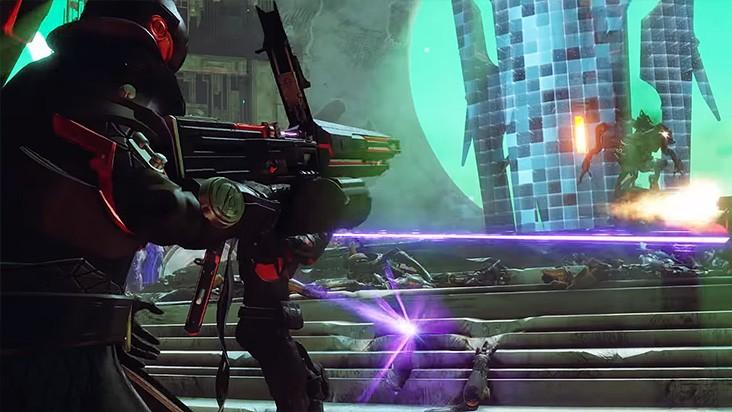 Гайд Destiny 2 - как открыть кузницу Идзанами