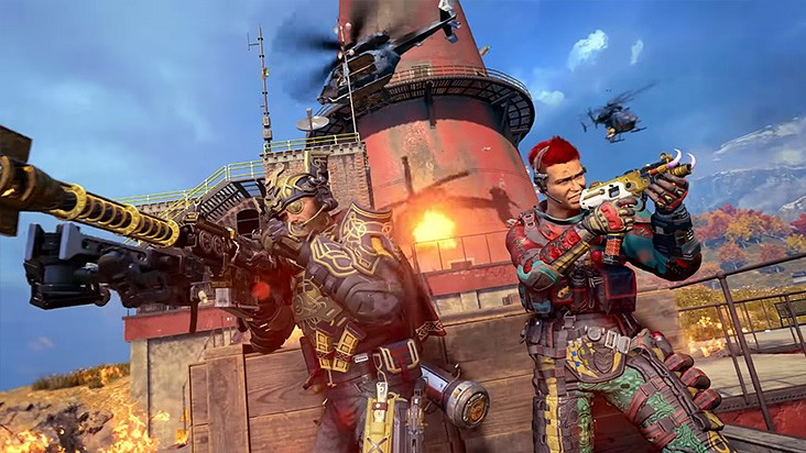 Бесплатная неделя Королевской битвы Call of Duty Black Ops 4