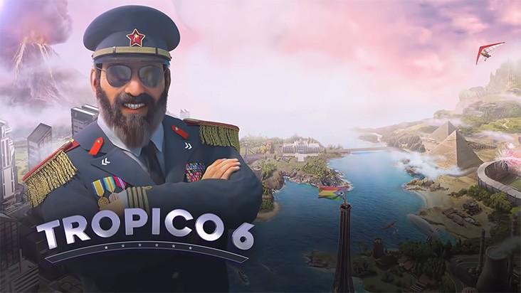 Открытый бета-тест Tropico 6