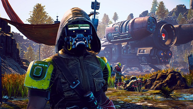 геймплей и дата выхода The Outer Worlds