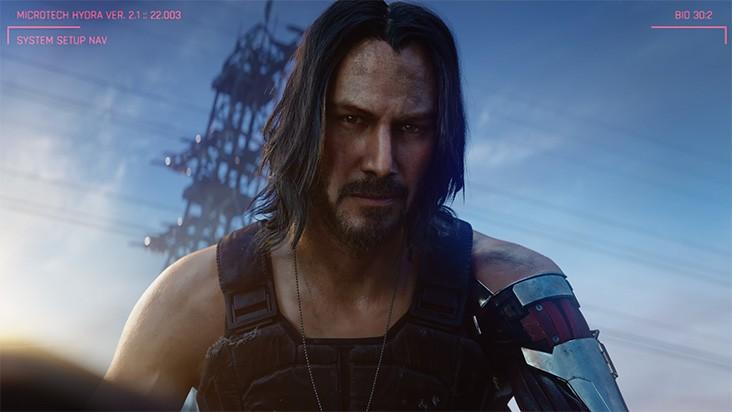 E3 2019: трейлер и дата выхода Cyberpunk 2077