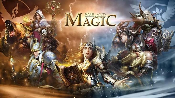 Скачать War and Magic на ПК