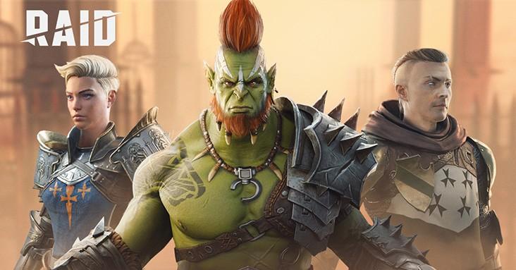 Скачать игру Raid Shadow Legends на ПК