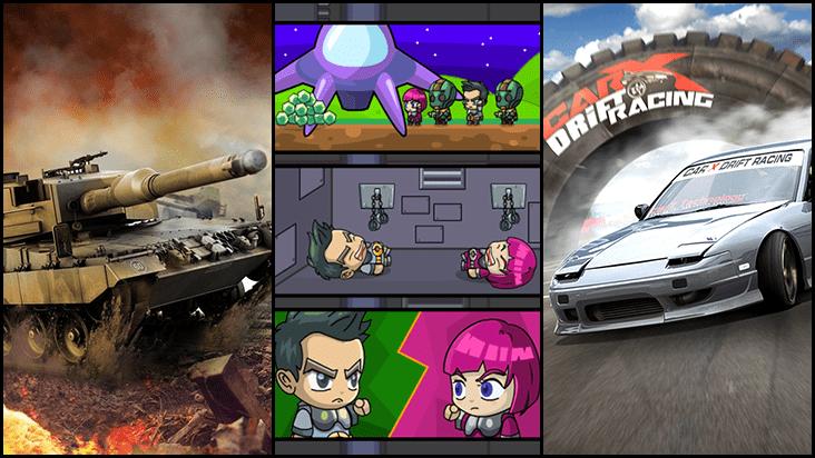 5 онлайн-игр, заслуживающих внимания