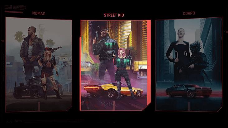 Гайд Cyberpunk 2077 – выбор прошлого Ви