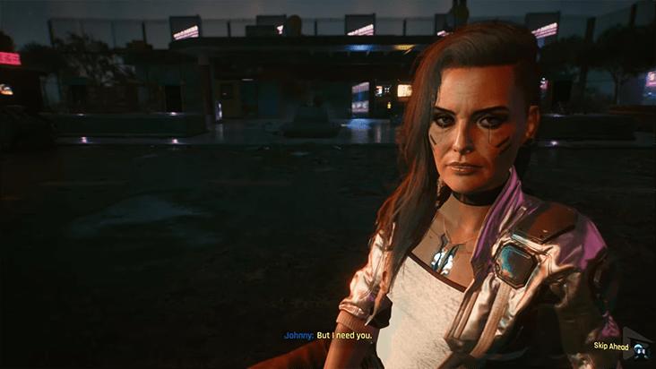Гайд Cyberpunk 2077 – романтические отношения и постельные сцены