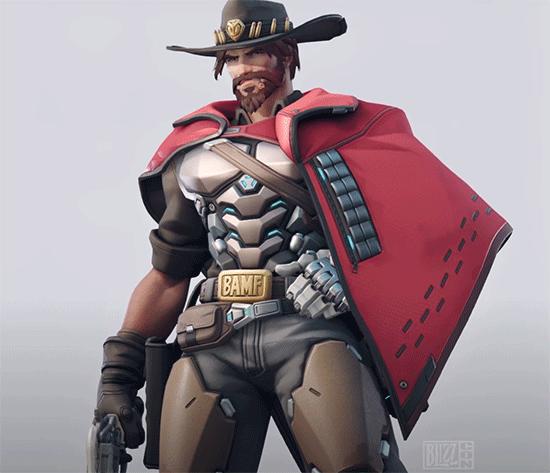 Overwatch 2 улучшенная графика